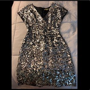 Gianni Bini sequin dress size 0-2